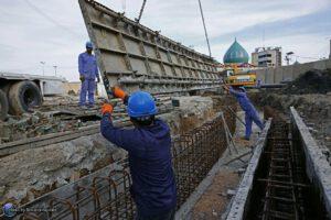 کمک ۷۰۰میلیون ریال سبزواری ها به ستاد بازسازی عتبات عالیات/برپایی ۴موکب سبزوار در کربلا