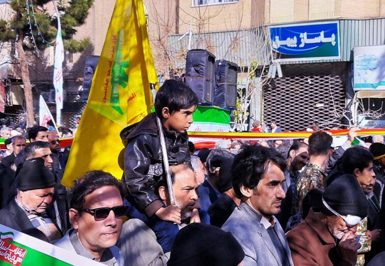 راهپیمایی مردم دیار سربداران در سالروز پیروزی انقلاب اسلامی