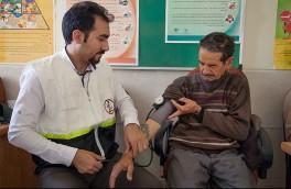 ویزیت رایگان بیش از ۵ هزار نفر توسط بسیج جامعه پزشکی سبزوار